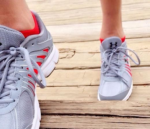 caminar y bajar de peso