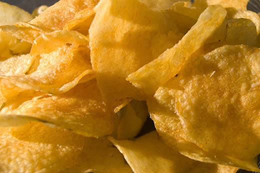 patatas chips