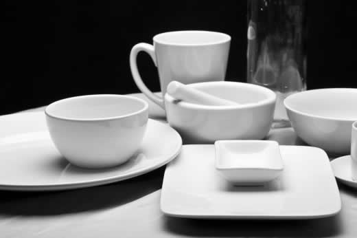 platos y porciones