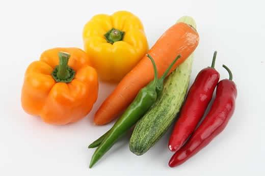 Frutas y verduras que aportan vitaminas y muchos minerales para quemar la grasa