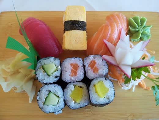 Los beneficios de la dieta asiática