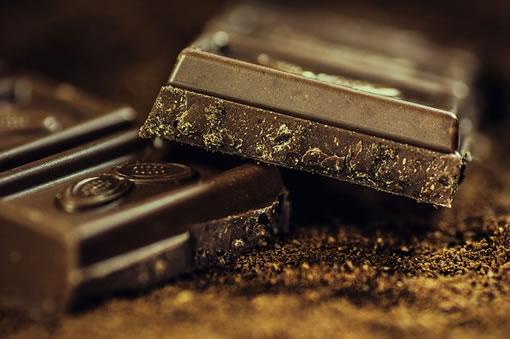 ventajas del chocolate negro