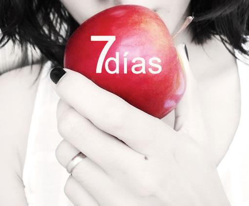 perder 3 kilos en 7 dias