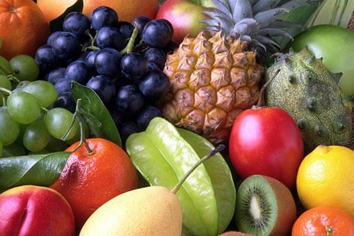 frutas dieta