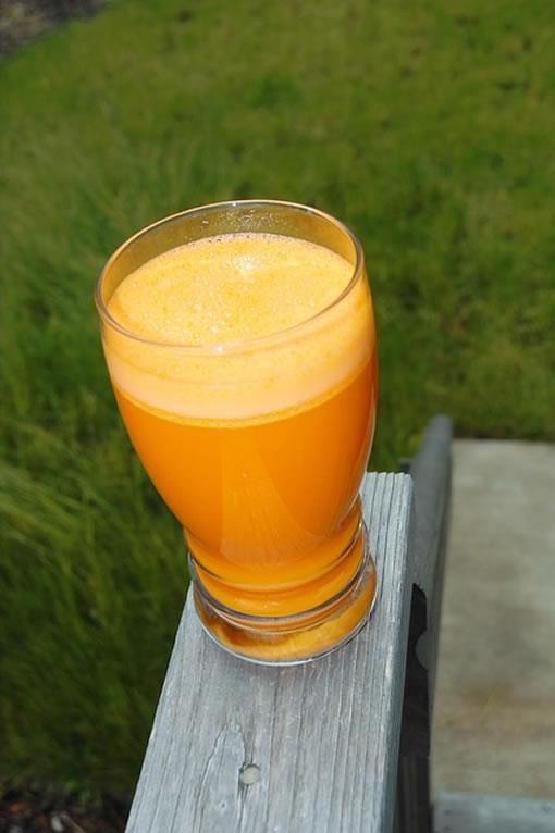 receta de batiddo zanahoria