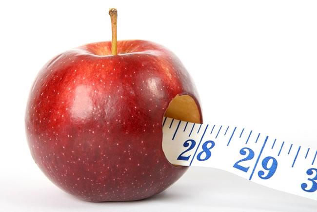 Perder peso después de los 40 es posible con una alimentación saludable