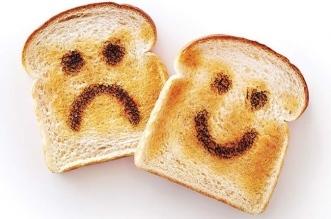 gluten y pan