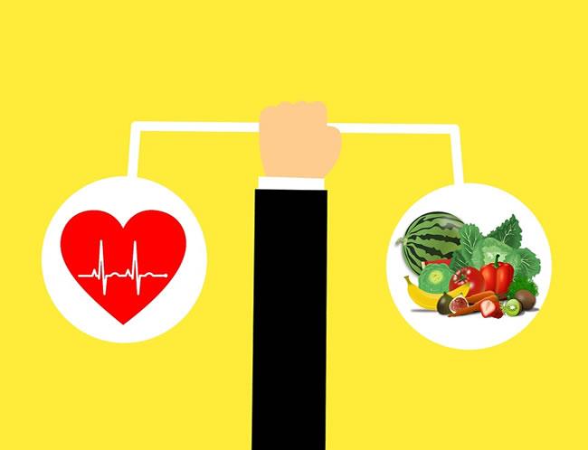La Balanza de la salud